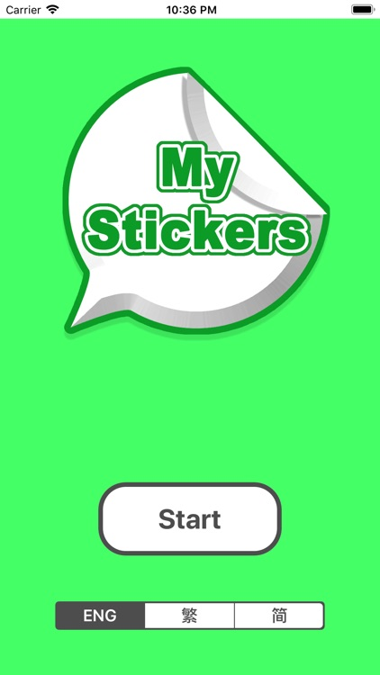 MyStickers screenshot-0