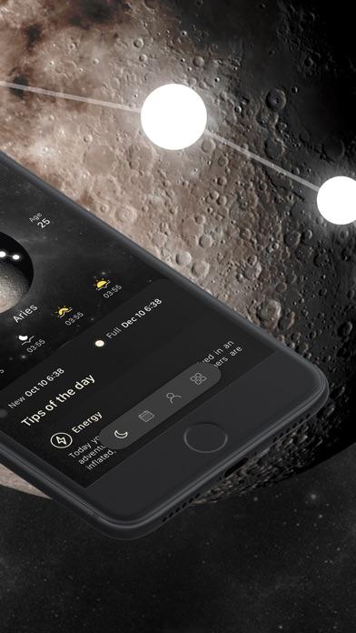 MoonX - Moon Phase Calendar Screenshot