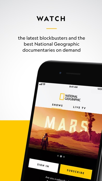 Download National Geographic Australia for Pc