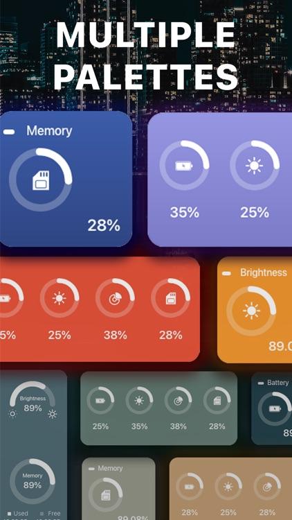 Battery Widget & Usage Monitor screenshot-6