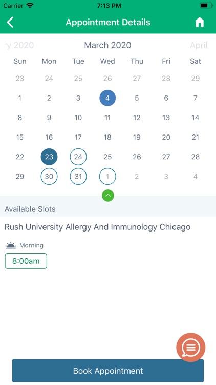 My Rush Mobile screenshot-4