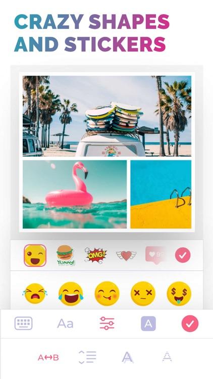Photo Collage Maker PicJointer screenshot-5