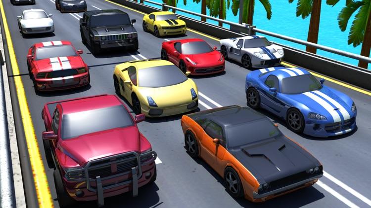 Highway Car Racing Game screenshot-4