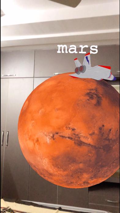 Planet Info app image