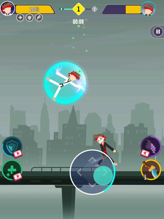 Stickman Battle screenshot 18