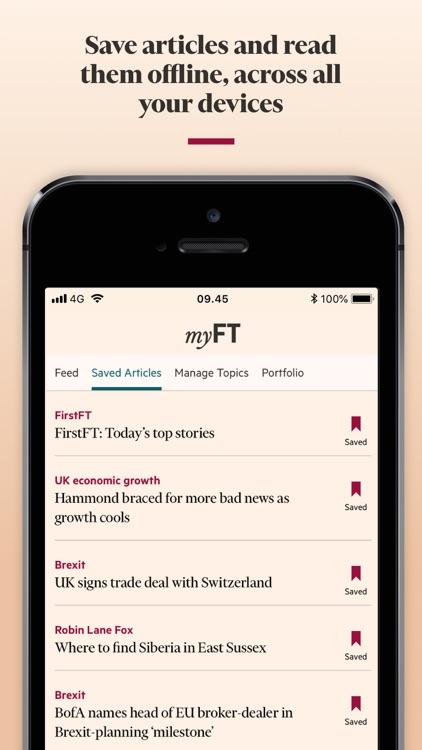 Financial Times screenshot-4