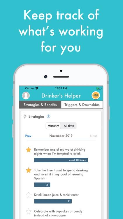Drinker's Helper screenshot-4