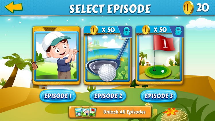 Mini Golf 2019: Club Match Pro screenshot-6