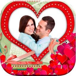 Romantic Love Photos Editor