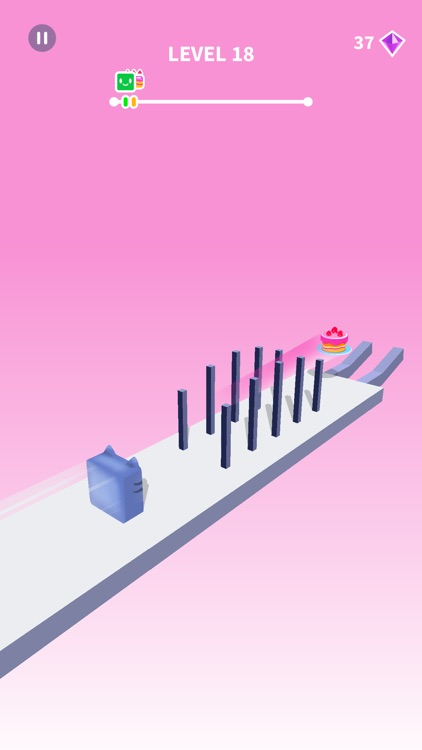 Jelly Shift - Obstacle Course