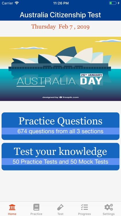 Australia Citizenship Test