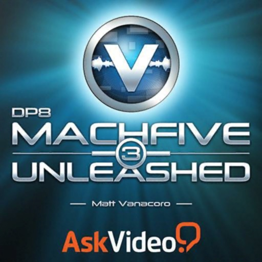 MachFive 3 Course for DP8