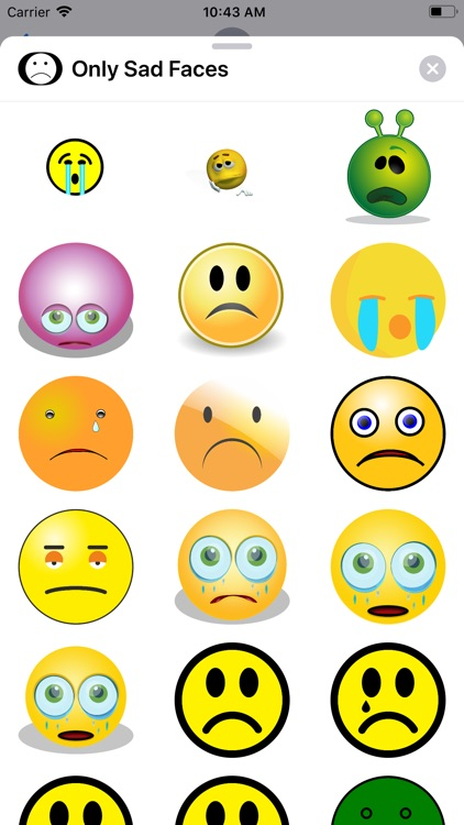 Only Sad Faces