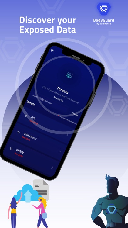 BodyGuard Mobile Security screenshot-4