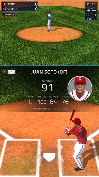 MLB Tap Sports Baseball 2021 screenshot-5