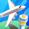 App Icon for Idle Airport Tycoon - Planes App in Azerbaijan IOS App Store