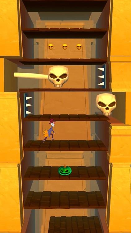 Pumpkinbutt's Halloween Dream screenshot-5
