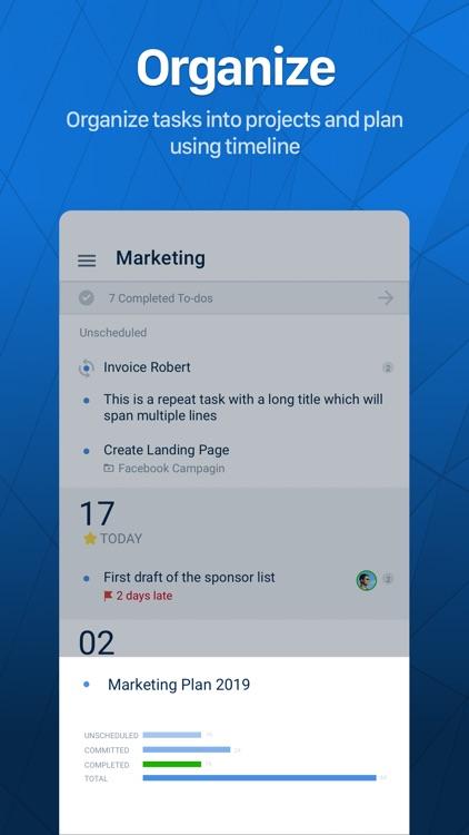 Paras — To do list w/ Notes screenshot-5