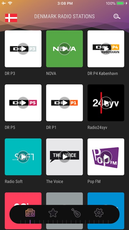 Radio Denmark - Live FM Player