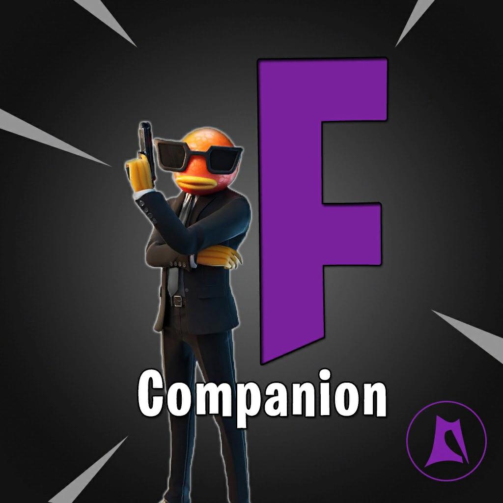 Companion for Fortnite hack