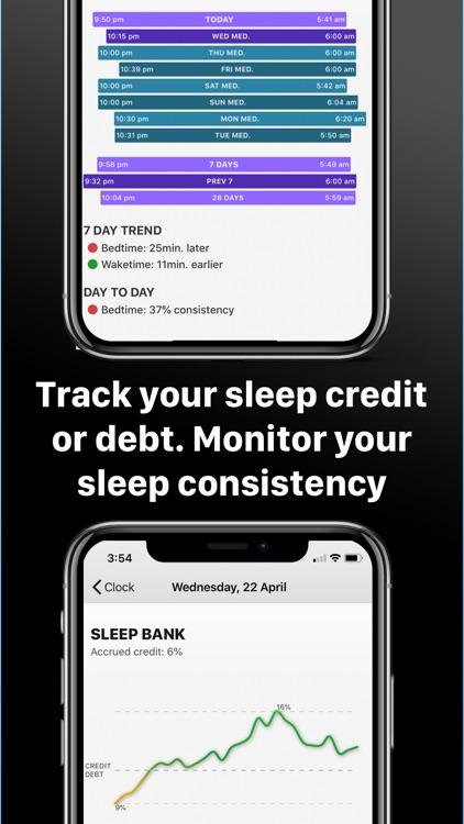 AutoSleep Track Sleep on Watch screenshot-8
