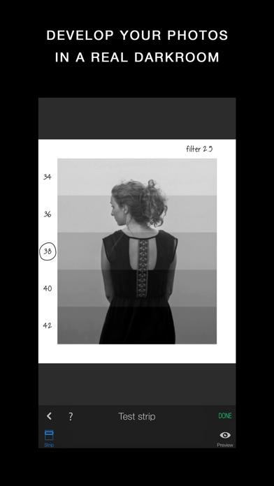 Analogue - B&W darkroomのおすすめ画像2