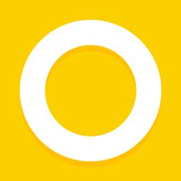 Ícone do app Over: designs gráficos