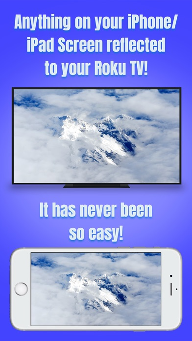 Air Mirror for Roku TV screenshot 1
