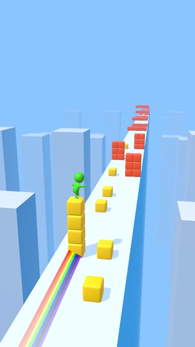 Cube Surfer! screenshot 5