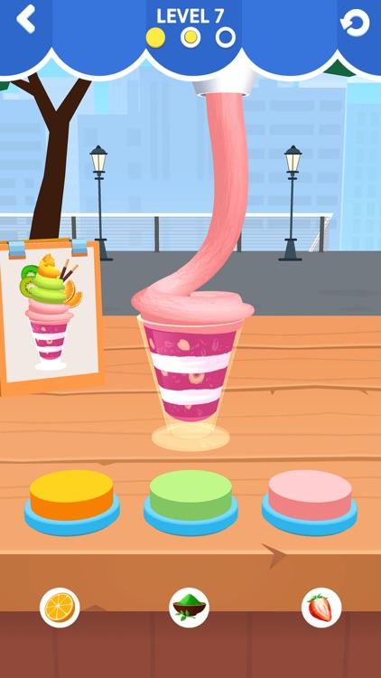 Creamy Cones screenshot-4