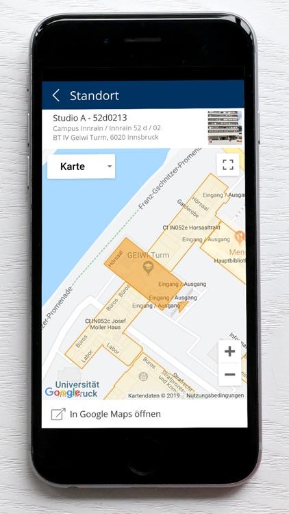 University of Innsbruck screenshot-6