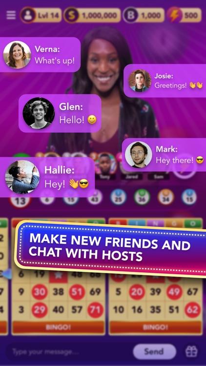 Bingo: Live Play Bingo screenshot-3