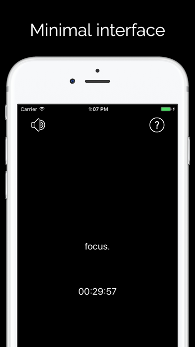 Change Your Life - Focus App
