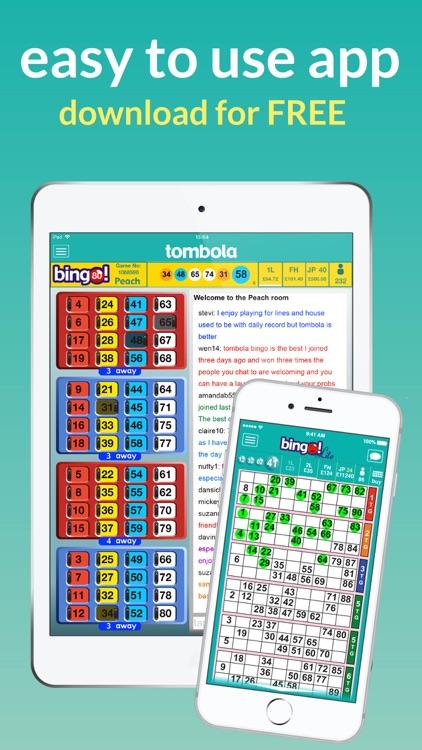 tombola bingo - UK Bingo Games screenshot-8