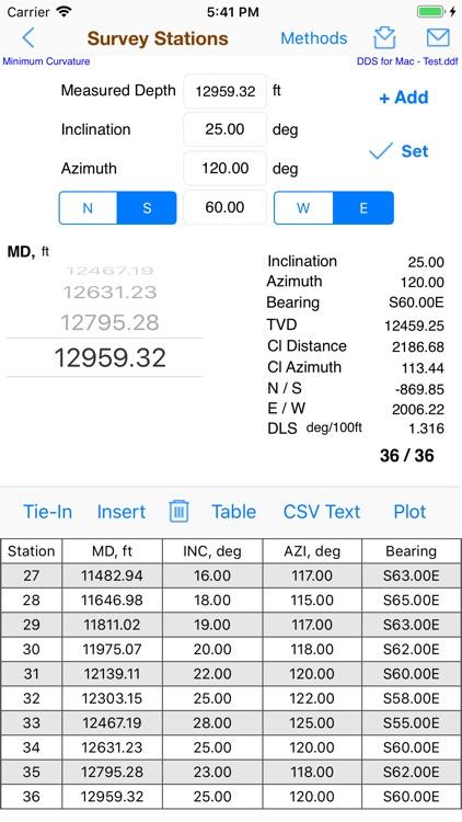 Directional Drilling screenshot-4