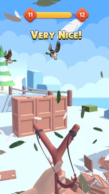 Sling Birds 3D screenshot-6