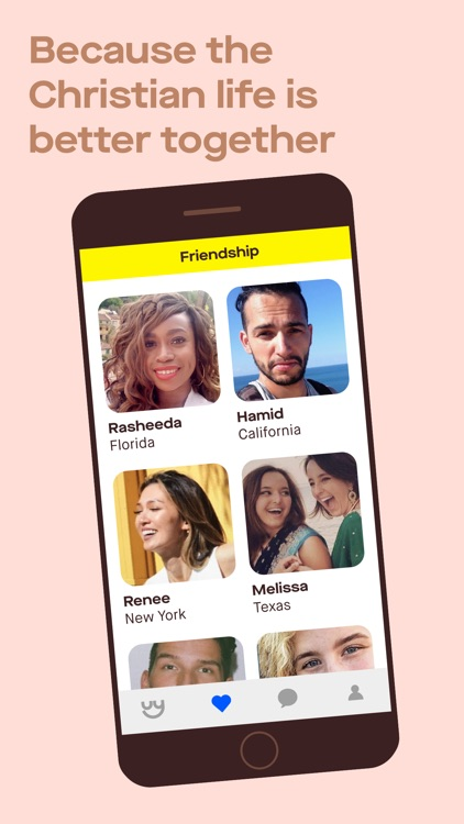 United Young: Friends & Dating screenshot-3