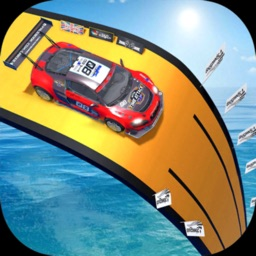 Real Speed Car Stunt Racing