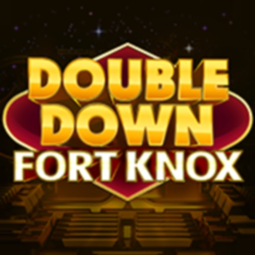 Slots DoubleDown Fort Knox iOS App