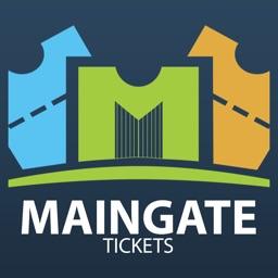 Maingate Ticket Scanner