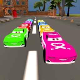 McQueen Car Racing