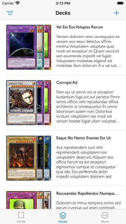 Card Creator for Yugioh screenshot-3