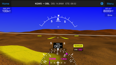 Garmin Pilot review screenshots