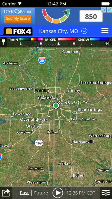 WDAF Fox 4 Kansas City Weatherのおすすめ画像2