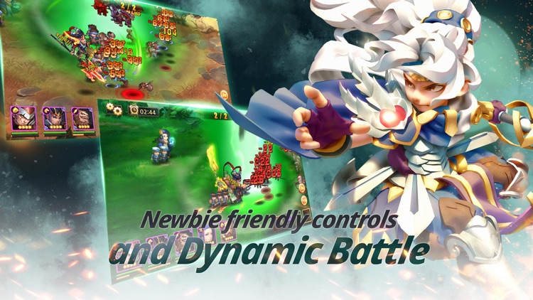 Chaotic Three Kingdoms screenshot-3