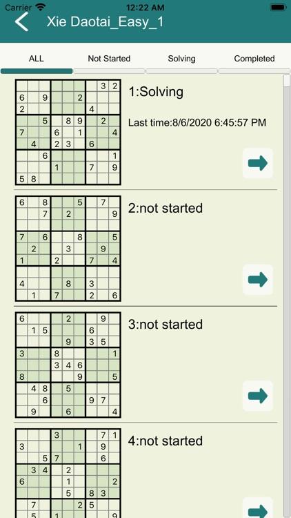Sudoku - Logic Number Puzzles