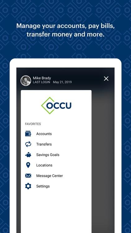 MyOCCU Mobile Banking screenshot-3