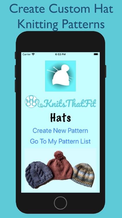 KnitsThatFit Hats