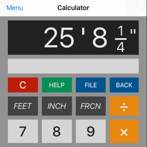Builder Fraction Calculator