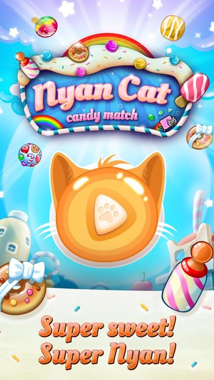 Nyan Cat: Candy Match screenshot-4